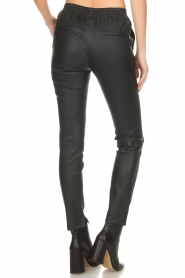 Dante 6 |  Leather legging Lebon | blue  | Picture 5