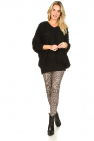 Les Favorites |  Leopard printed legging Vallery  | animal print  | Picture 2