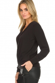 Dante 6 |  Wrap top Verbena | black  | Picture 4