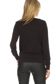 Dante 6 |  Wrap top Verbena | black  | Picture 5