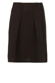 Les Favorites |  Skirt Lexy | black  | Picture 1