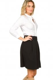 Les Favorites |  Skirt Lexy | black  | Picture 5