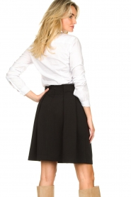 Les Favorites |  Skirt Lexy | black  | Picture 6