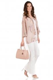 Style Butler | Kimono Mael | oudroze  | Afbeelding 3