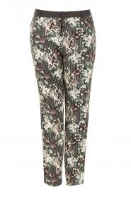 Trousers Fleur | black