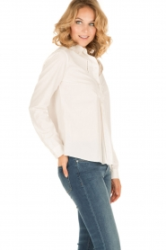 Hunkydory | Blouse Grant | wit  | Afbeelding 3