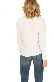 Hunkydory | Blouse Grant | wit  | Afbeelding 4