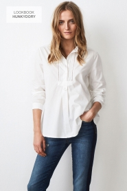 Hunkydory | Blouse Grant | wit  | Afbeelding 6