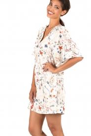 Dress Maceo | white