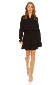 Les Favorites |  Dress Issy | black  | Picture 3