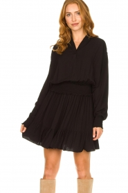 Les Favorites |  Dress Issy | black  | Picture 4