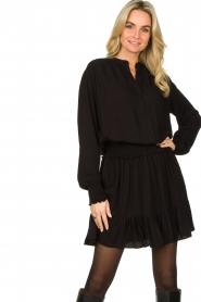 Les Favorites |  Dress Issy | black  | Picture 5