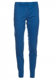 MASONS |  Chino pants New York | blue