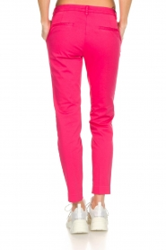 MASONS |  Chino pants New York | pink  | Picture 5