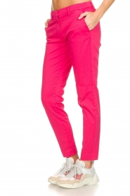 MASONS |  Chino pants New York | pink  | Picture 4