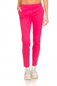MASONS |  Chino pants New York | pink  | Picture 2