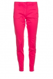 MASONS |  Chino pants New York | pink