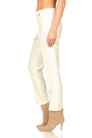 Silvian Heach    Trousers with golden buttons Atinax   natural    Picture 6