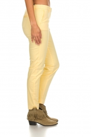 MASONS |  Chino pants New York | yellow  | Picture 5