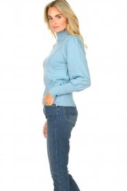 Silvian Heach | Coltrui met lurex Laredo | blauw  | Afbeelding 5