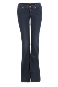 7 For All Mankind   Bootcut jeans Valerie lengtemaat 34   donkerblauw    Afbeelding 1