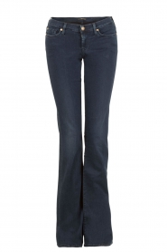 7 For All Mankind | Bootcut jeans Valerie lengtemaat 34 | donkerblauw  | Afbeelding 1