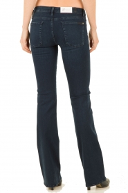 Bootcut jeans Valerie lengtemaat 34 | donkerblauw