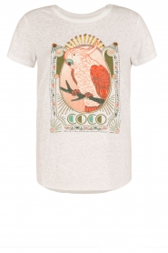 T-shirt Coco | wit