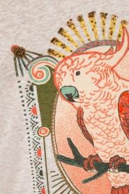 Leon & Harper | T-shirt Coco | wit  | Afbeelding 6