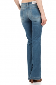 7 For All Mankind | Jeans Charlize lengtemaat 36 | blauw  | Afbeelding 5