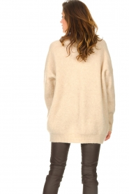 Second Female |  Knitted cardigan Grethe | beige  | Picture 7