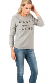 Sweater Rebel Without | grey