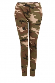 Sweatpants Camo | multi