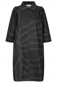 Second Female |  Shirt dress Dakky | black  | Picture 1