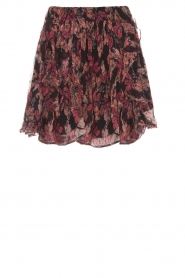 IRO |  Floral print culotte Lexie | pink  | Picture 1