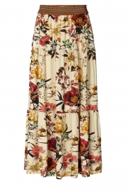 Lolly's Laundry    Floral skirt Bonny   natural    Picture 1