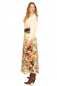 Lolly's Laundry    Floral skirt Bonny   natural    Picture 4