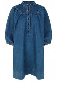 Second Female | Denim jurk Jeanie | blauw  | Afbeelding 1