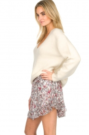 IRO |  Skirt with ruffles Tide | multi  | Picture 4