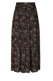 Lolly's Laundry |  Floral skirt Bonny | black  | Picture 1