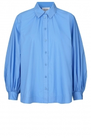 Second Female    Shirt blouse Totema   blue    Picture 1