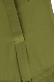 Dante 6 | Zijden jurk Joella | groen  | Afbeelding 6