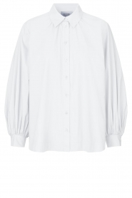 Second Female |  Shirt blouse Totema | white  | Picture 1