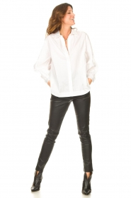 Second Female    Shirt blouse Totema   white    Picture 3