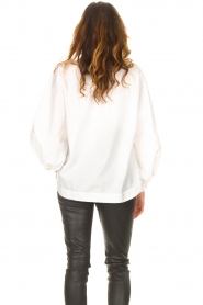 Second Female    Shirt blouse Totema   white    Picture 7
