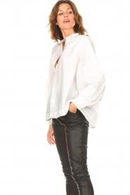 Second Female    Shirt blouse Totema   white    Picture 5