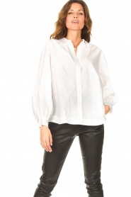 Second Female    Shirt blouse Totema   white    Picture 4