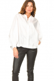 Second Female    Shirt blouse Totema   white    Picture 2