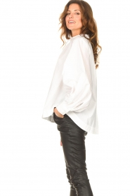 Second Female    Shirt blouse Totema   white    Picture 6