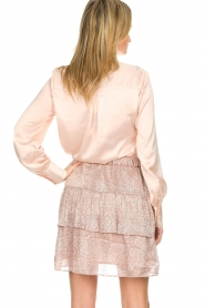 IRO |  Glitter skirt with ruffles Huge | pink  | Picture 6